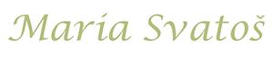 Maria Svatos Logo